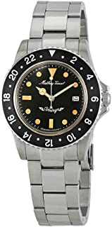 Mathey-Tissot Rolly Vintage Black Dial Mens Watch H900AN