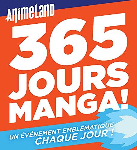 365 jours en Manga ! Éphéméride 2022