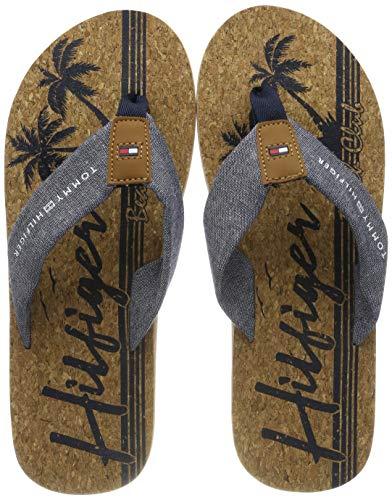 Tommy Hilfiger Chambray Beach Sandal