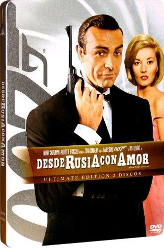 Desde Rusia Con Amor (Metal) [DVD]