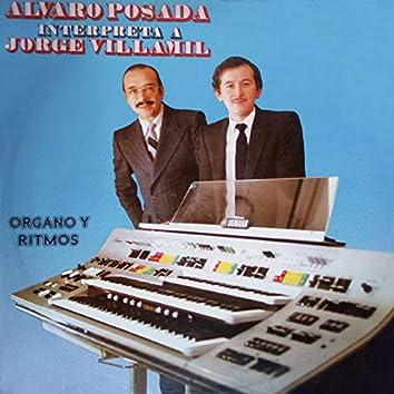 Alvaro Posada Interperta a Jorge Villamil (Organo y Ritmos)