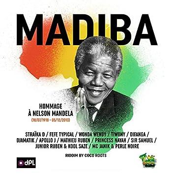 Madiba Forever (Hommage à Nelson Mandela) [18/07/1918-05/12/2013]