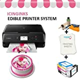 Best Edible Printers - Cake Printer Bundle Package – Cake Image Printer Review