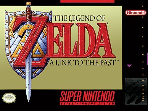 Super Nintendo - Canvas The Legend Of Zelda 30X40