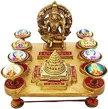 Shri Astha Laxmi Chowki / Goddess Laxmi Yantra Chowki