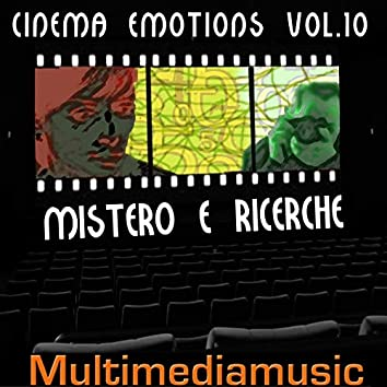 Cinema Emotions, Vol. 10 (Mistero e ricerche - Mystery and Research)