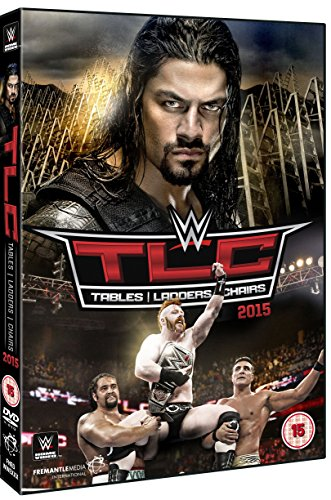 WWE: TLC - Tables, Ladders & Chairs 2015 [DVD]