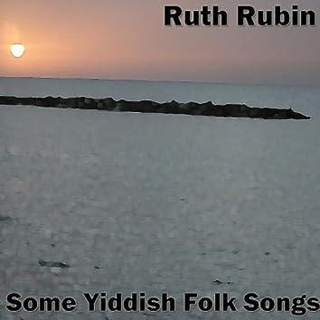 Some Yiddish Folk Songs