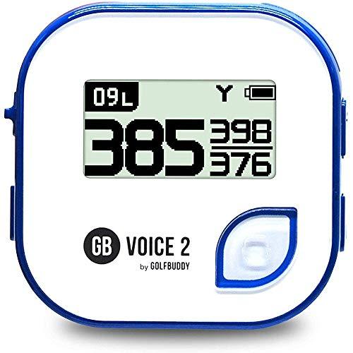 AMBA7 GolfBuddy Voice 2, Le GPS Parlant