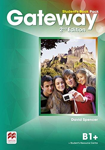 Gateway 2nd Edition Student'S Book Pack W/Workbook B1+