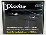 The Shadow Radio Treasures - Old Radio Program - ALL Episodes on 2 MP3 CDS [W / CASE] Orson Wells …