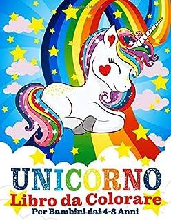 Unicorno-Libro-da-Colorare-per-Bambini
