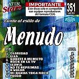 Karaoke Latin Stars by Menudo