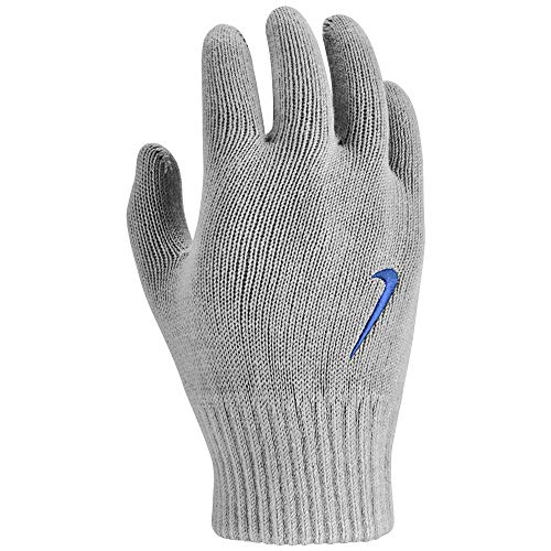 Nike Junior Strickhandschuhe, 1 Paar Gr. Medium, Wolf Grey