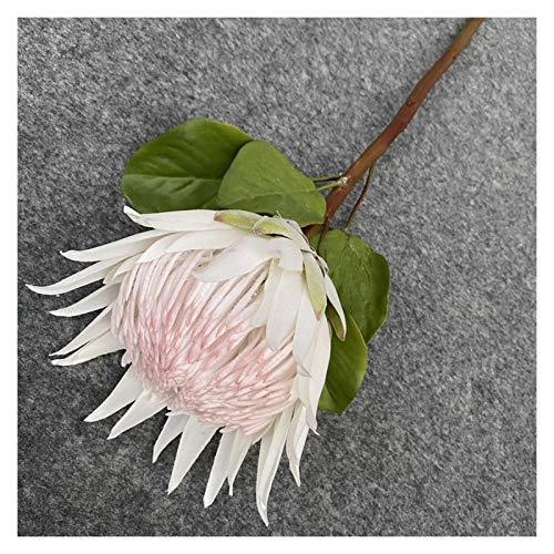 DXM Große kaiserliche Blumen, 5 künstliche kaiserliche Blumen, realistische dekorative Blumen für Hochzeitsdekoration, Blumenarrangement, Fotografie-Accessoires, gefälschter Blumenstrauß (blau)