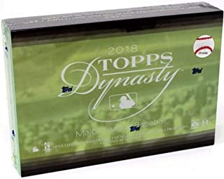 topps dynasty box