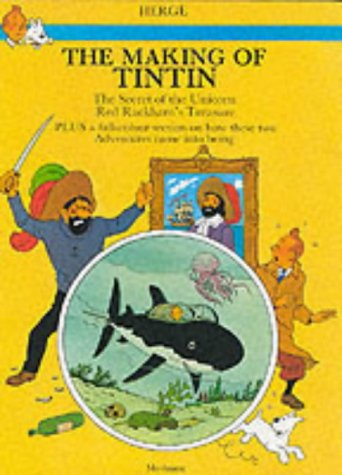 The Making of Tintin: The secret of the Unicorn. Red Rackham's treasure
