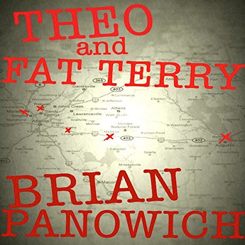 Theo and Fat Terry audiobook cover art