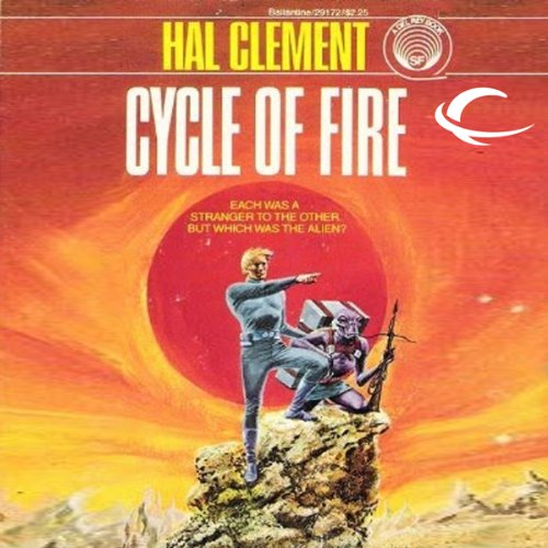 Cycle of Fire audiobook cover art