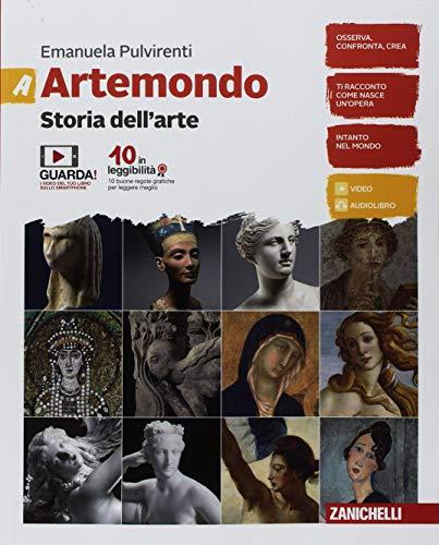 Artemondo. Per le Scuole medie. Con e-book. Con Libro: Album: A-B: Vol. A-B