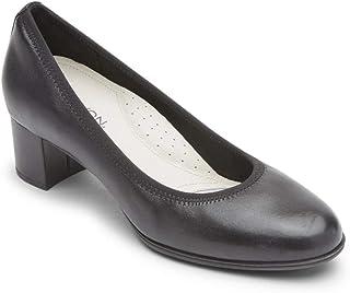 حذاء حريمي من Aravon Women's Career Dress Pum، جلد أسود، عرض 5