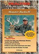 Realtree Outdoor Productions Monster Buck IV DVD (1996 Release)