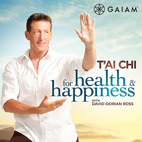 T'ai Chi for Health & Happiness audiobook cover art