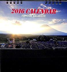 長渕剛 卓上カレンダー 2016