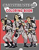 Ghostbuster Coloring Book: Confidence And Relaxation Coloring Books For Kid And Adult Color Wonder Creativity