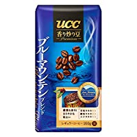 UCC 香り炒り豆 ブルーマウンテンブレンド 160g×12袋入