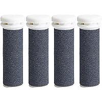 My Rollers Rodillos de repuesto con minerales para Emjoi Micro Pedi (Set de 4) súper grueso