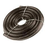 Create Idea Cable de soldadura para arranque de batería de 21 mm, 170 A, 5 m, cable HI-FLEX de PVC, compatible con coche