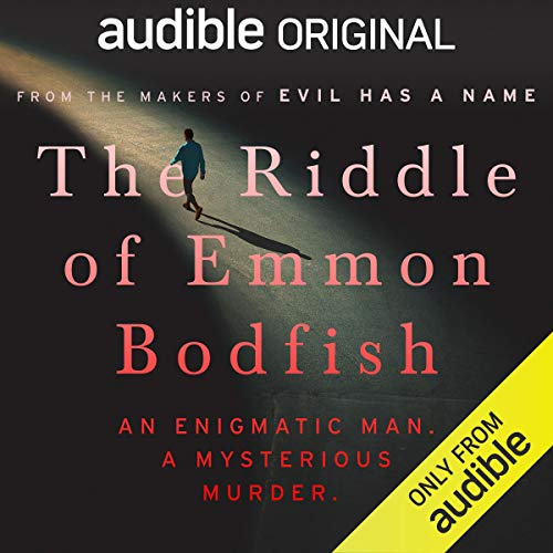 The Riddle of Emmon Bodfish cover art