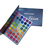 Beauty Glazed 39 colors eyeshadow profession makeup palette cosmetic eyeshadow