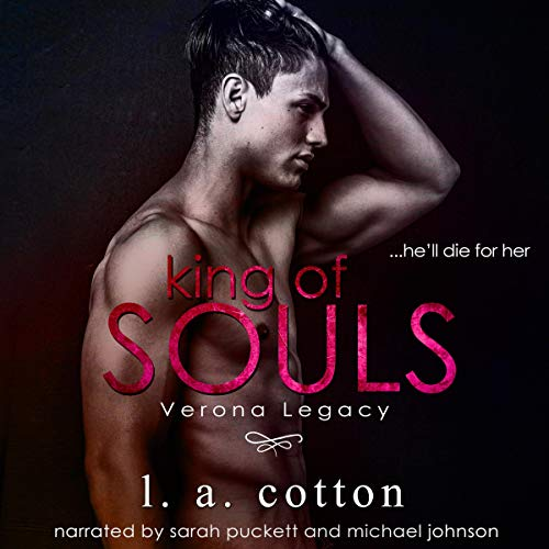 King of Souls (Verona Legacy) cover art