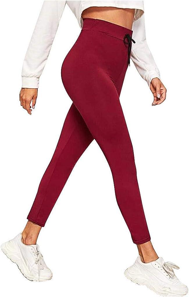Rishine Yoga Pants for Women Yog Women's wholesale Straight Leg Ranking TOP3 Drawstring