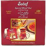 Best Persian Teas - Sadaf Special Blend Earl Grey Pure Ceylon Black Review