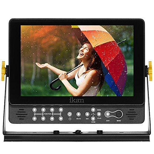 IKAN VX9i-1 22,9 cm (9 Zoll) Full HD Plus 3G-SDI On-Camera Field Monitor