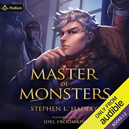 Master of Monsters: Publisher's Pack cover art