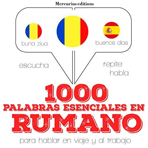1000 palabras esenciales en rumano  By  cover art