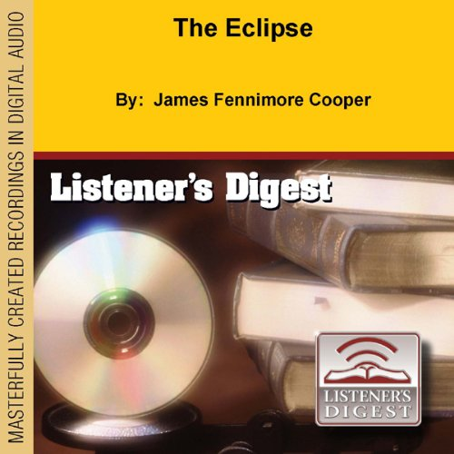 The Eclipse  audiobook cover art