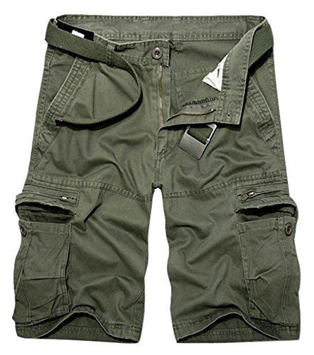 Panegy Nuevo Pantalones de Cargo Hombres...