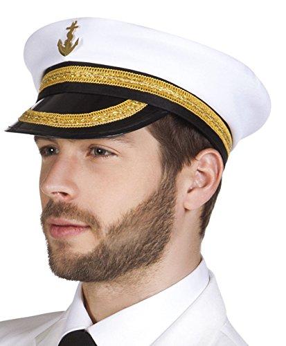 Boland 44367 Mütze Captain Nicholas, One Size