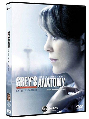 Grey'S Anatomy Stg.11 (Box 6 Dvd)
