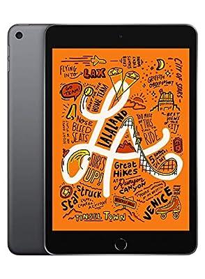 Apple iPad mini (Wi-Fi, 64GB) - Space Grey (Latest Model) (Renewed)