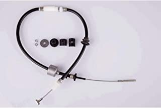 mm Longitud 2 HELLA PAGID 8AK 355 701-981 Cable de accionamiento : 895 : 700 Longitud 1 mm accionamiento del embrague