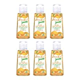 Zuci Junior Musk Melon Hand Sanitizer (30ML, Pack of 6)
