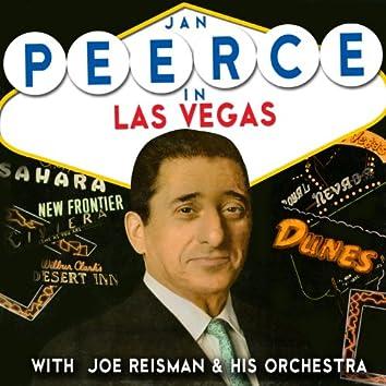 Jan Peerce in Las Vegas