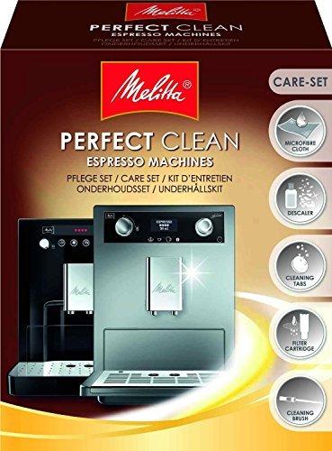 Melitta 204946 Perfect Clean espresso coffee machine care kit by Melitta