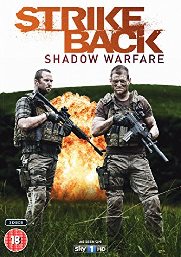 Strike Back - Shadow Warfare
